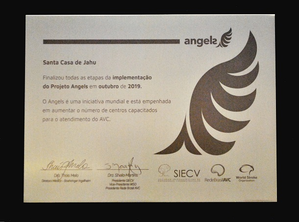 PLACA ANGELS